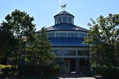 Το παλαιό ιπποδρόμιο 1894 στο πάρκο Coolidge στο Σατανούγκα, Τένεσι Στοκ Εικόνες