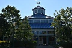 Το παλαιό ιπποδρόμιο 1894 στο πάρκο Coolidge στο Σατανούγκα, Τένεσι Στοκ φωτογραφίες με δικαίωμα ελεύθερης χρήσης