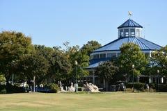 Το παλαιό ιπποδρόμιο 1894 στο πάρκο Coolidge στο Σατανούγκα, Τένεσι Στοκ εικόνα με δικαίωμα ελεύθερης χρήσης