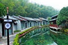 Το παλαιό κινεζικό σπίτι Στοκ Εικόνες