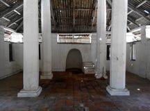 Το παλαιό μουσουλμανικό τέμενος Pengkalan Kakap σε Merbok, Kedah Στοκ Φωτογραφίες