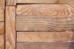 Το παλαιό ξύλινο πάτωμα στοκ εικόνα