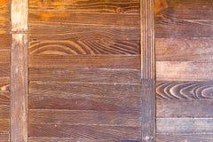 Το παλαιό ξύλινο πάτωμα στοκ εικόνες