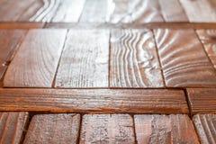 Το παλαιό ξύλινο πάτωμα στοκ εικόνα με δικαίωμα ελεύθερης χρήσης