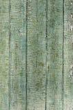 Το παλαιό ξύλο χρωμάτισε την πράσινη σύσταση φρακτών Στοκ εικόνες με δικαίωμα ελεύθερης χρήσης