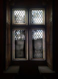 Το παλαιό παράθυρο στοκ εικόνα