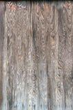 το παλαιό πεύκο γυάλισε την ξύλινη επιφάνεια, τη σύσταση και το υπόβαθρο τοίχων Στοκ Εικόνες