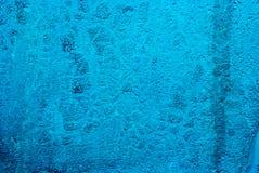 Το παλαιό ραγισμένο χρώμα Στοκ εικόνα με δικαίωμα ελεύθερης χρήσης
