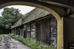 Το παλαιό σπίτι σιταποθηκών Στοκ φωτογραφία με δικαίωμα ελεύθερης χρήσης