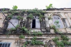 Το παλαιό τελωνειακό σπίτι, Ταϊλάνδη Στοκ Εικόνες