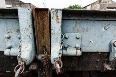 Το παλαιό τραίνο Στοκ Φωτογραφίες