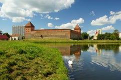 Το παλαιό Castle σε Lida Στοκ Φωτογραφίες