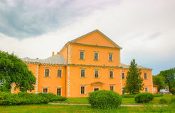 Το παλαιό Castle σε Ternopil Ουκρανία Στοκ εικόνα με δικαίωμα ελεύθερης χρήσης