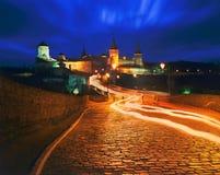 Το παλαιό Castle kamenetz-Podolsk Στοκ εικόνα με δικαίωμα ελεύθερης χρήσης