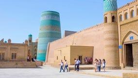 Το παλαιό Khiva φιλμ μικρού μήκους