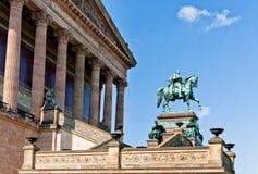 Το παλαιό National Gallery, Βερολίνο Στοκ Φωτογραφίες