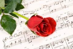 το πιάνο αυξήθηκε Στοκ εικόνες με δικαίωμα ελεύθερης χρήσης