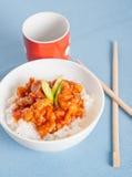 Πικάντικη κορεατική σχάρα γνωστή επίσης ως Hanmari Στοκ Εικόνα