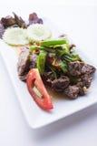 Πικάντικο κρέας στοκ εικόνες