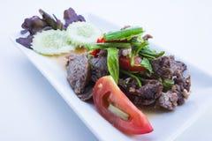 Πικάντικο κρέας στοκ εικόνες με δικαίωμα ελεύθερης χρήσης