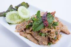Πικάντικο χοιρινό κρέας στοκ φωτογραφίες