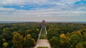 Το πλανητάριο του Αμβούργο είναι ένας από τον κόσμο ` s παλαιότερο, και μια από την Ευρώπη ` s τα περισσότερα επισκεμμένα πλανητά στοκ φωτογραφίες με δικαίωμα ελεύθερης χρήσης