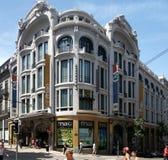 Το πορτογαλικό Art Deco Στοκ εικόνες με δικαίωμα ελεύθερης χρήσης