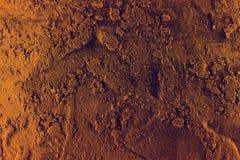 Το πορτοκαλί εορταστικό ύφος έδωσε έμφαση στη βαλμένη σε στρώσεις σύσταση επιφάνειας - αρκετά αφηρημένο υπόβαθρο φωτογραφιών στοκ εικόνα