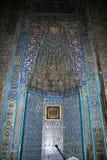 Το πράσινο μουσουλμανικό τέμενος του Bursa Στοκ φωτογραφία με δικαίωμα ελεύθερης χρήσης