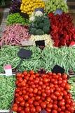 το πράσινο οριζόντιο μίγμα σκόρδου κουνουπιδιών μπρόκολου φασολιών dite ξεφυτρώνει λαχανικά ντοματών σωρών φωτογραφιών Στοκ εικόνα με δικαίωμα ελεύθερης χρήσης