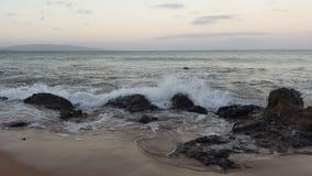 Το πρωί Oceanfront στοκ φωτογραφίες με δικαίωμα ελεύθερης χρήσης