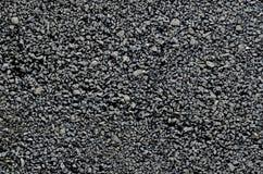 Το πρόστιμο συνέτριψε την γκρίζα σύσταση αμμοχάλικου Στοκ φωτογραφίες με δικαίωμα ελεύθερης χρήσης