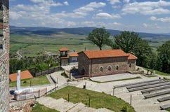 Το πρόσφατο φρούριο αρχαιότητας επικρατεί πόλη ή Stari Μαλί του Μαλί grad Στοκ Εικόνες