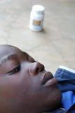 Το πρόσωπο που ερημώνεται από τον ιό HIV - 276 Στοκ φωτογραφία με δικαίωμα ελεύθερης χρήσης