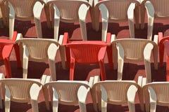 Το πλέγμα καρεκλών Στοκ εικόνα με δικαίωμα ελεύθερης χρήσης