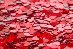 Το πλήρες υπόβαθρο πλαισίων της καρδιάς που διαμορφώνεται ψεκάζει Στοκ Φωτογραφίες