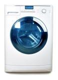 Το πλυντήριο σε ένα άσπρο υπόβαθρο Στοκ Εικόνες