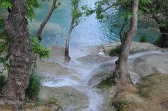 Πάρκο φύσης καταρρακτών Kursunlu Στοκ Εικόνες