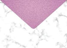 Το ροζ ακτινοβολεί μαρμάρινο υπόβαθρο, Shimmer ακτινοβολεί σύσταση, στοκ φωτογραφία με δικαίωμα ελεύθερης χρήσης