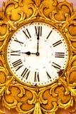 το ρολόι αποσυντέθηκε στοκ εικόνες με δικαίωμα ελεύθερης χρήσης