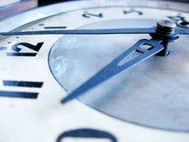 το ρολόι διαμόρφωσε παλα Στοκ φωτογραφία με δικαίωμα ελεύθερης χρήσης