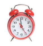 το ρολόι συναγερμών απομό&n Στοκ εικόνα με δικαίωμα ελεύθερης χρήσης