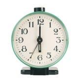 το ρολόι συναγερμών διαμό&r στοκ εικόνες