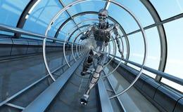 Το ρομπότ Στοκ Εικόνες