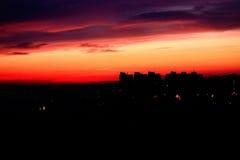 Το δροσερό πρωί Στοκ φωτογραφία με δικαίωμα ελεύθερης χρήσης