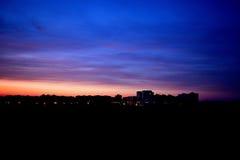 Το δροσερό πρωί Στοκ Φωτογραφίες