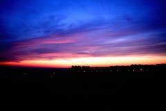 Το δροσερό πρωί Στοκ φωτογραφίες με δικαίωμα ελεύθερης χρήσης