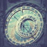 Το ρολόι στοκ εικόνες