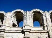 Το ρωμαϊκό αμφιθέατρο, Arles, Γαλλία Στοκ φωτογραφίες με δικαίωμα ελεύθερης χρήσης