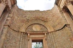 Το ρωμαϊκό θέατρο Guelma στοκ εικόνες με δικαίωμα ελεύθερης χρήσης
